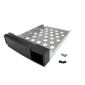HDD Tray without key lock, black, metal
